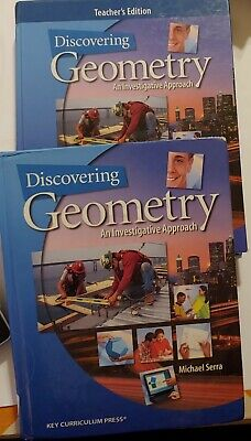 $25 • Buy Discovering Geometry