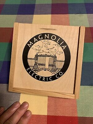 £72.62 • Buy Magnolia Electric Co. CD Wood Box Set W/Art Cards 3 CD's , One DVD. Incomplete.