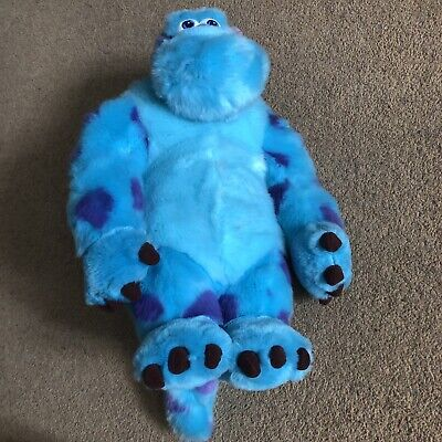 Monsters Inc Sulley Disney Store Cuddly Toy 13 Inches Tall • 11.99£