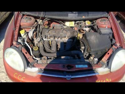 $475 • Buy Engine Excluding R/T And Acr VIN C 8th Digit Fits 00-02 NEON 3185786