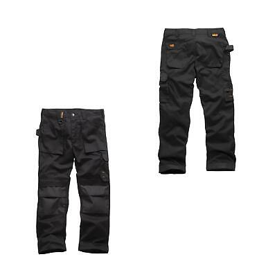 Scruffs Worker Work Trousers Non-Holster Black Navy Hard Wearing Trade Trouser • 31.11£