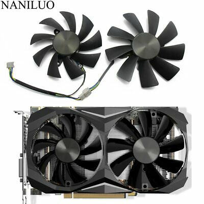 $ CDN24.91 • Buy Cooler Fan For ZOTAC GTX 1060 1070 1080 Ti MINI GA92S2H 100MM GAA8S2H GAA8S2U