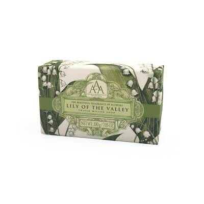£7.45 • Buy AAA Nourishing Triple Milled Lily Of The Valley Soap Bar 200g