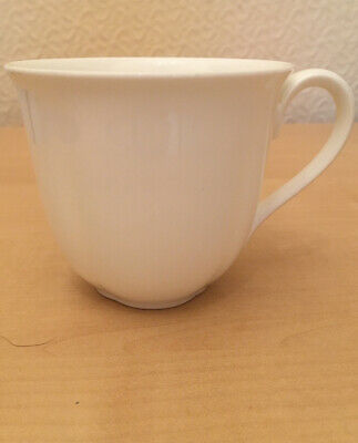 Villeroy & Boch White Arco Weiss 3 1/4  Tea Cup Excellent Condition • 15£