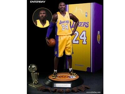 $899 • Buy Enterbay NBA Real Masterpiece Kobe Bryant Version 2.0 1/6 Sixth Scale Figure