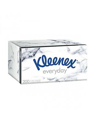 AU3.95 • Buy Kleenex Tissues 2ply 200 Pack