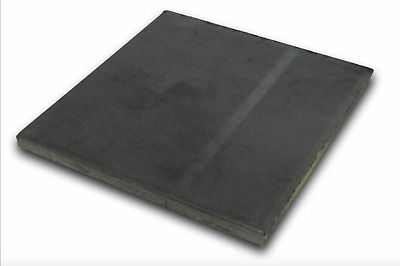 Mild Steel Square Plates - Plasma Cut From Grade S275 Various Sizes • 5£