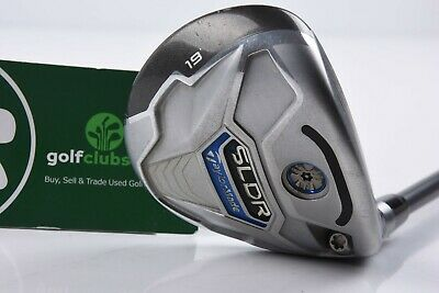 $ CDN149.35 • Buy Taylormade Sldr #5 Wood / 19° / Stiff Flex Fujikura Speeder 77 Shaft / Tafsld299