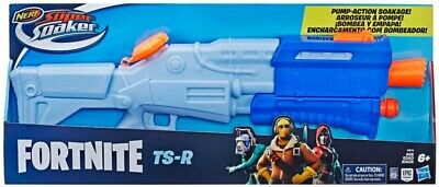 £19.99 • Buy Nerf Super Soaker Fortnite TS-R  Water Blaster Toy - Pump Action - BRAND NEW!