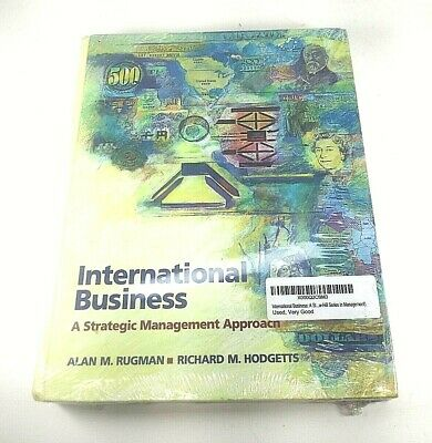 £5.75 • Buy International Business: A Strategic Management Approach (The McGraw-Hill Series