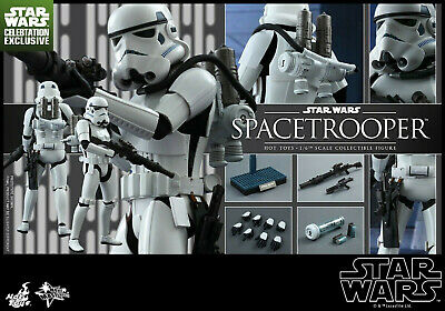 $329.99 • Buy Hot Toys STAR WARS A New Hope SPACETROOPER Stormtrooper MMS291 NEW! US Seller!!!