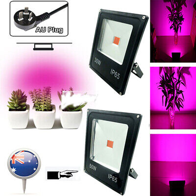AU54.56 • Buy LED Grow Light Houseplant Strip For Indoor Plants Growth Lamp Cfl Hydroponic
