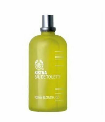 The Body Shop Kistna EDT Scent For Men - Citrus Fresh 100ml Fathers Day Gift • 12£