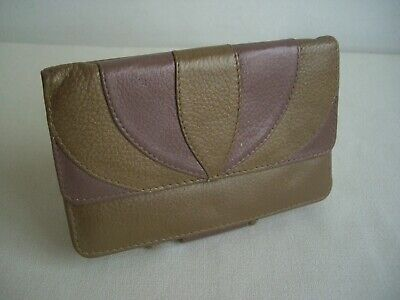 Jane Shilton Leather Purse Two Tone New • 8.50£
