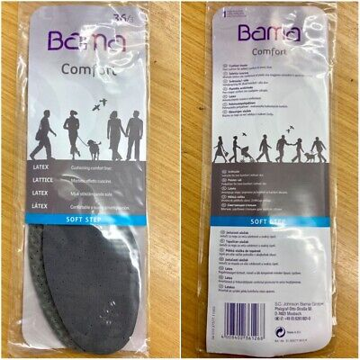 $ CDN5.11 • Buy Bama Comfort Insoles For Mens Womens Shoes Footwear Soft Step Cushioned Insole