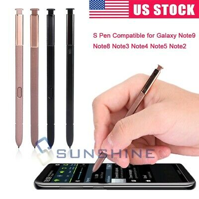 $ CDN11.32 • Buy Touch Stylus Pen Pencil For Samsung Galaxy Note 9 Note 8 Note 5 S Pen US STOCK