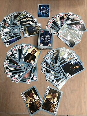 1996 BBC Doctor Who Complete Pack Of Playing Cards. Collectors Edition. Unused  • 7.50£