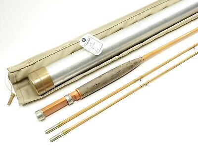 $ CDN1611 • Buy Ron Kusse Bamboo Fly Rod. 7' 3oz. 4-5wt. W/ Tube And Sock. See Description.