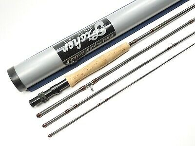 $ CDN382.61 • Buy Fisher Original Graphite Fly Fishing Rod. 9' 4-5wt. 4-Piece. W/ Tube And Sock.