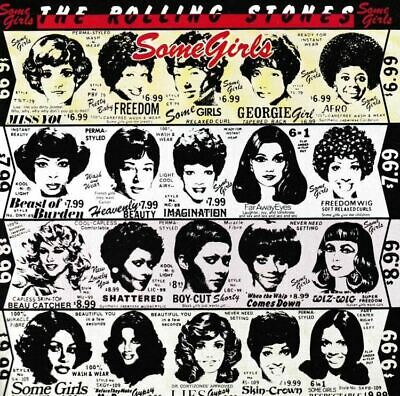 Some Girls : The Rolling Stones • 6£