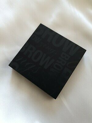BENEFIT Brow Zings Eyebrow Shaping Kit DARK SWATCHED *PLEASE READ DESCRIPTION* • 10.90£