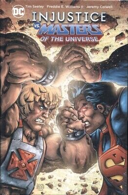$20.41 • Buy Injustice Vs Masters Of The Universe Hc / Reps #1 2 3 4 5 6 He-man