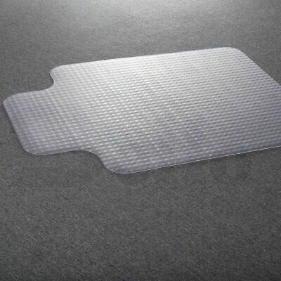 AU47.95 • Buy Office Chair Mat Computer Work Seat Protector PVC Pad For Carpeted Surface Clear