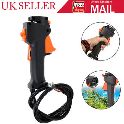 £10.99 • Buy Strimmer Trimmer Handle Switch Brush Cutter Throttle Control Trigger Cable 26mm