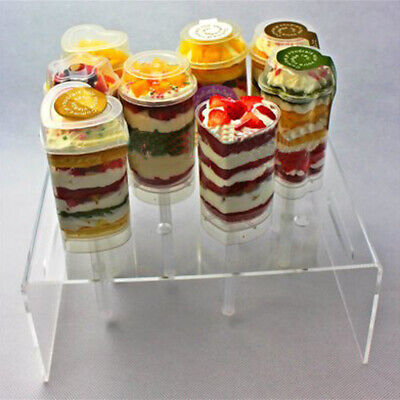 £10.74 • Buy Cake Push Pop Stand Pushpops Cupcakes & Pies Display Stand Party Decoration