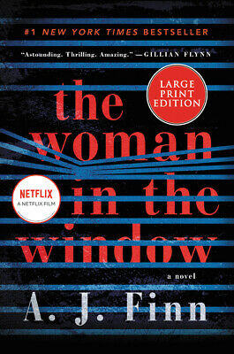AU34.57 • Buy The Woman In The Window