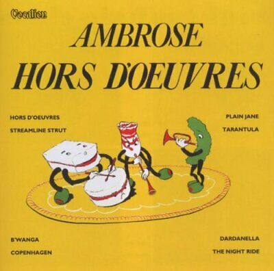 AMBROSE - Hors D'oeuvres - CD - Import - **Excellent Condition** • 15.60£