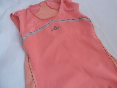 Adidas Stella McCartney Girls Tennis Top Size 8-10 Years  • 14.99£