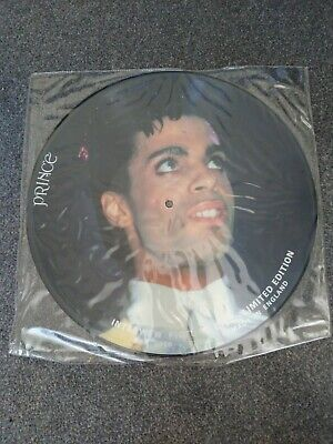 Prince 12  Limited Edition Interview Picture Disc • 9.99£
