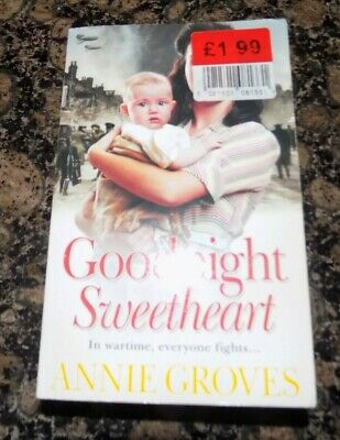 £3.01 • Buy GOODNIGHT SWEETHEART ANNIE GROVES  (Paperback)