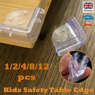 £3.25 • Buy Kids Safety Table Corner Protector Edge Cushion Guard Protection Baby Cover