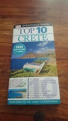 Crete Top 10 Crete (DK Eyewitness Travel Guide) By DK Travel Book • 4.89£