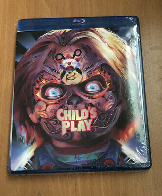 Brand New! Childs's Play 1988 Blu Ray Walmart Exclusive Edition Free Shipping! • 6.44£