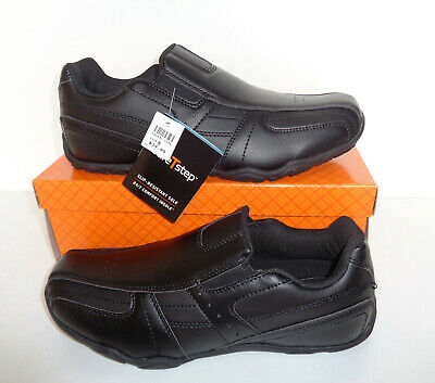 Mens Wide Fit Casual Non Slip Walking Work Casual Trainers Shoes UK Sizes 8-11 • 15.98£