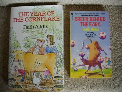The Year Of The Cornflake & Green Behind The Ears, Faith Addis, 1 1st Edition • 8£
