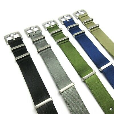 £11.95 • Buy Premium Quality NATO STRAP Nylon Fabric Band For Your Military/ Divers Watch