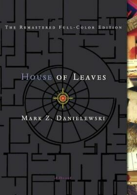House Of Leaves • 23.24£