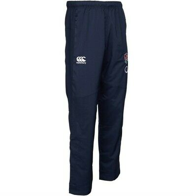 England Rugby Canterbury Men's Lightweight Woven Pants - Navy - New • 24.99£
