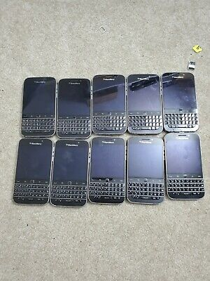 $ CDN659.10 • Buy BlackBerry Classic - 16GB - Black (Unlocked) Smartphone Lot Of 10