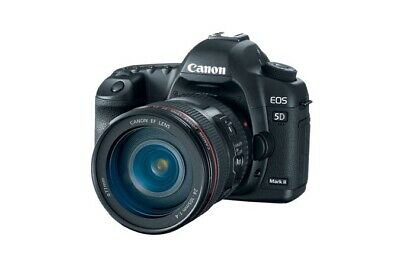 $ CDN1476.75 • Buy Canon EOS 5D Mark II 21.1 MP Digital SLR Camera Kit And EF 24-105 Mm F/4L Lens
