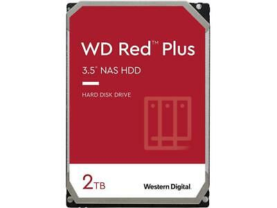 $ CDN109.99 • Buy WD NAS Hard Drive WD20EFRX 2TB 5400 RPM 64MB Cache