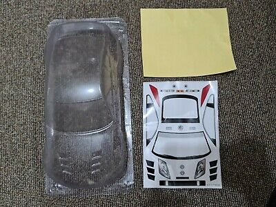 Unpainted Nissan 350z Body Shell Only 1/10 • 24.99£