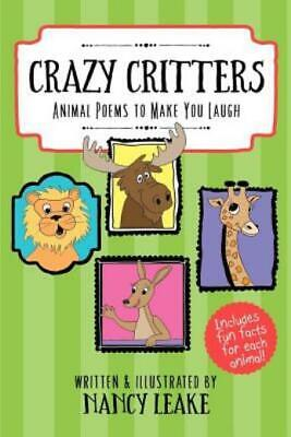 £7.58 • Buy Crazy Critters: Animal Poems To Make You Laugh