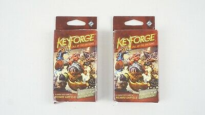 $ CDN14.63 • Buy Keyforge: Call Of The Archons - 2 X Archon Deck, Sealed! D5