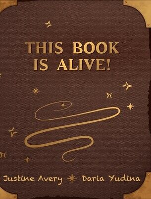 AU25.26 • Buy This Book Is Alive!