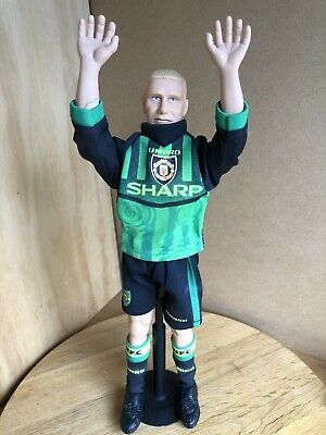 Action Figure 'Peter Schmeichel' Manchester United Goalkeeper 1990's • 20£